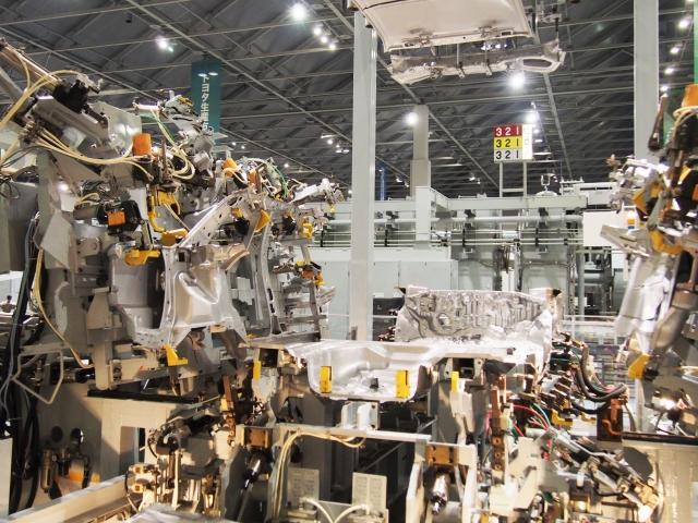 工場|最新設備